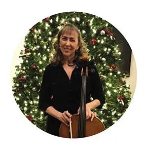 Cellist Nancy Mack