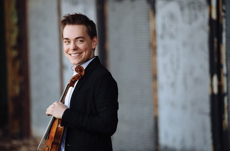 Matthew Lipman commissioned 'Metamorfose' for Viola and Piano