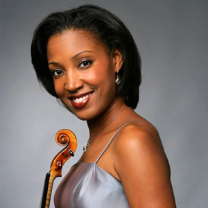 Kelly Hall-Tompkins, concert violinist, chamber musician, educator