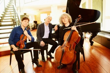 Joshua Bell, Steven Isserlis, Jeremy Denk