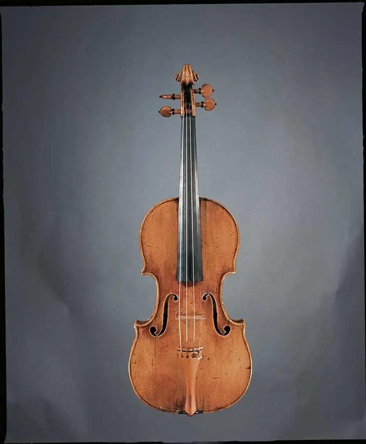 1710 King George violin