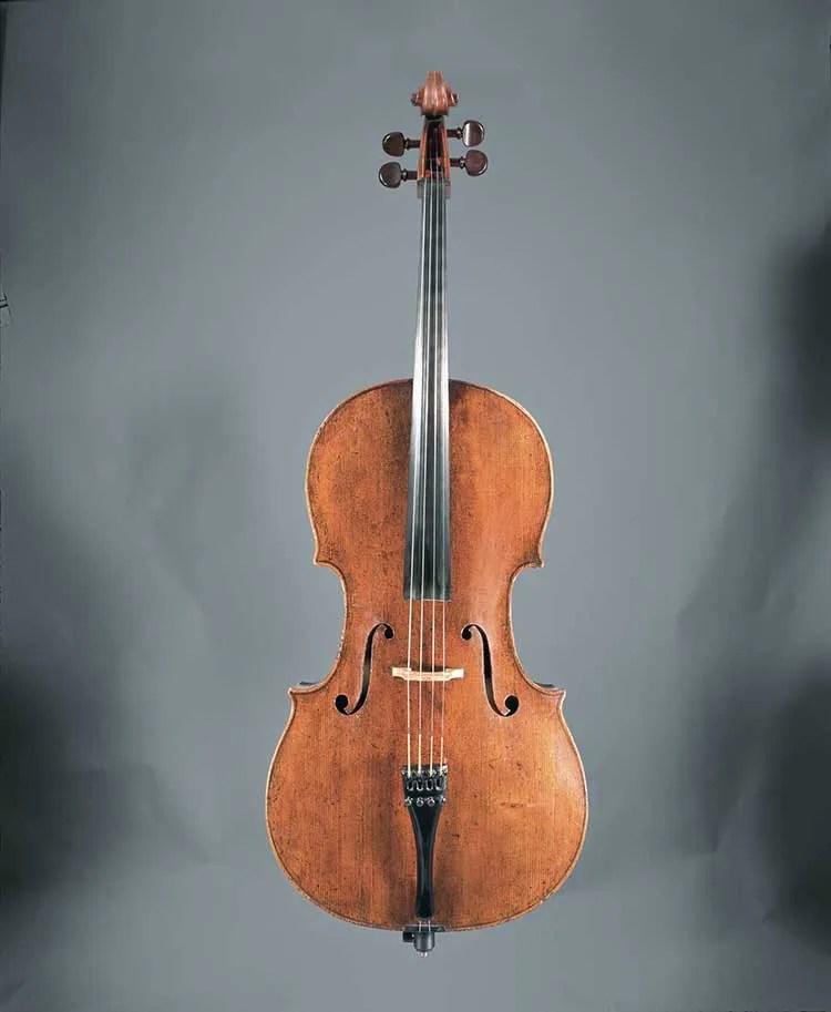 1698 De Kermadec Bläss cello