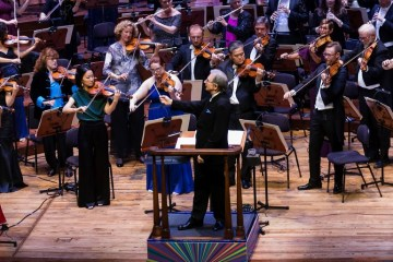Michael Tilson Thomas and San Francisco Symphony
