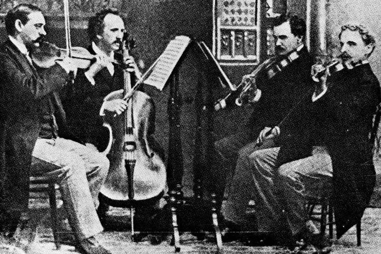 Kneisel-Quartet