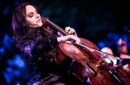 Cellist Maya Beiser