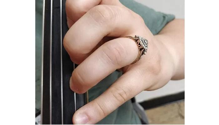 cello pronation technique pinky