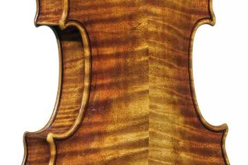 1715 Strad copy back-David Gusset