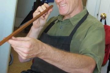 violin bow maker david hawthorne