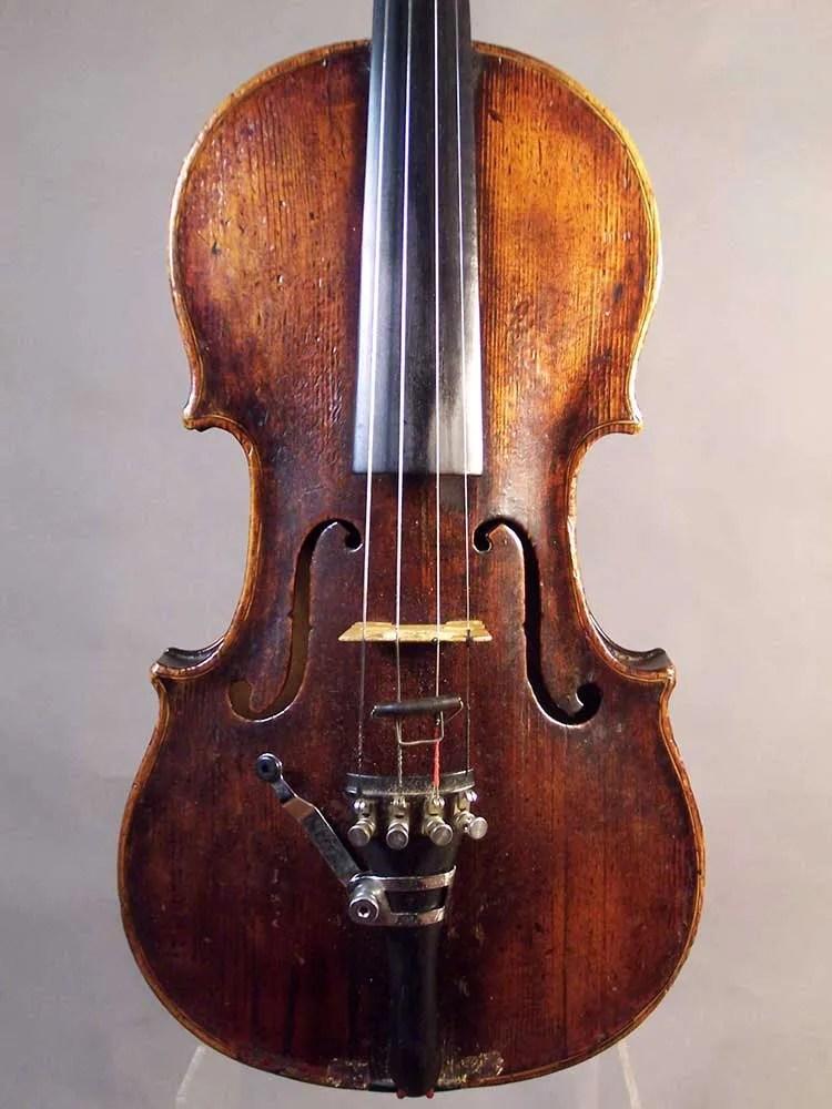 Ginger Smock's violin