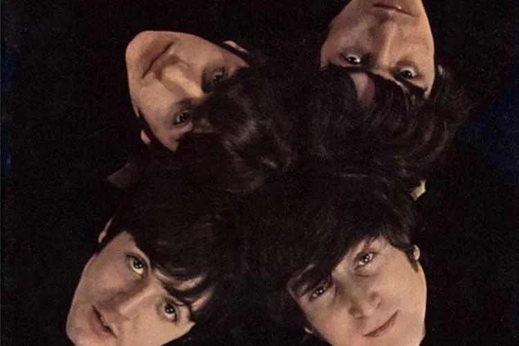 "The Beatles ""Yesterday"" album art"