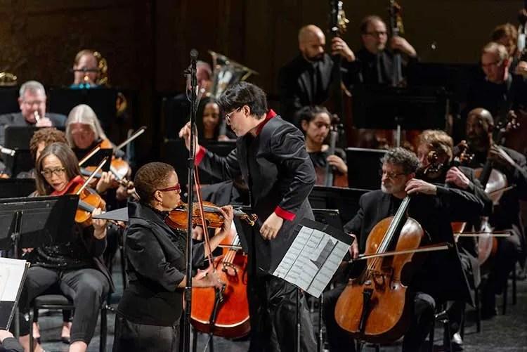 Chicago Sinfonietta with Regina Carter