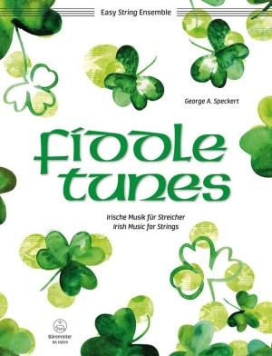 Fiddle-Tunes-Irish-Music-for-Strings-edited-by-George-Speckert.-Bärenreiter