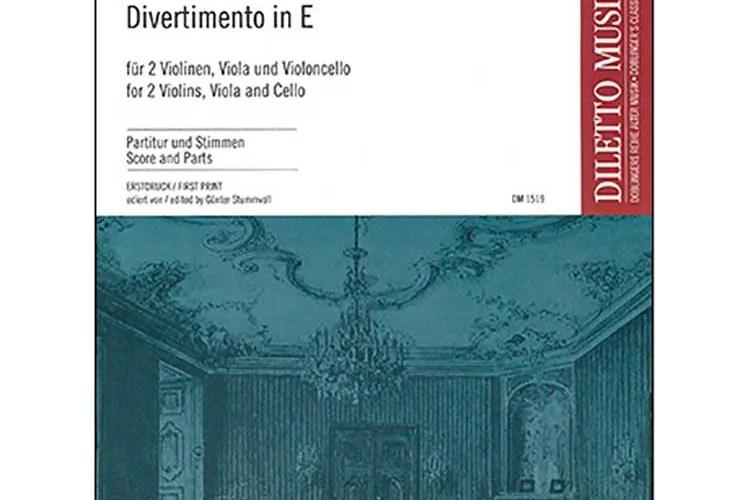 Marian-Paradeiser-Divertimento-in-E-for-two-violins-viola-cello-Doblinger