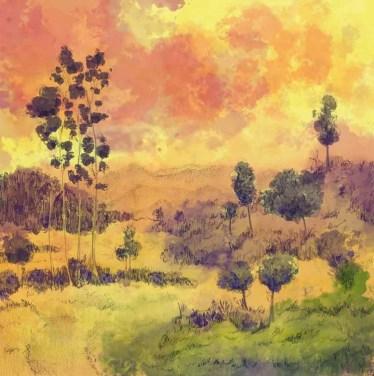 "The Ladles, ""Springville Sessions"" album cover"