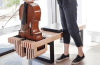 Cello Bench is designed to store your cello and offer space to play it or to sit