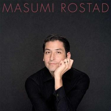 Violist Masumi Rostad's debut album cover