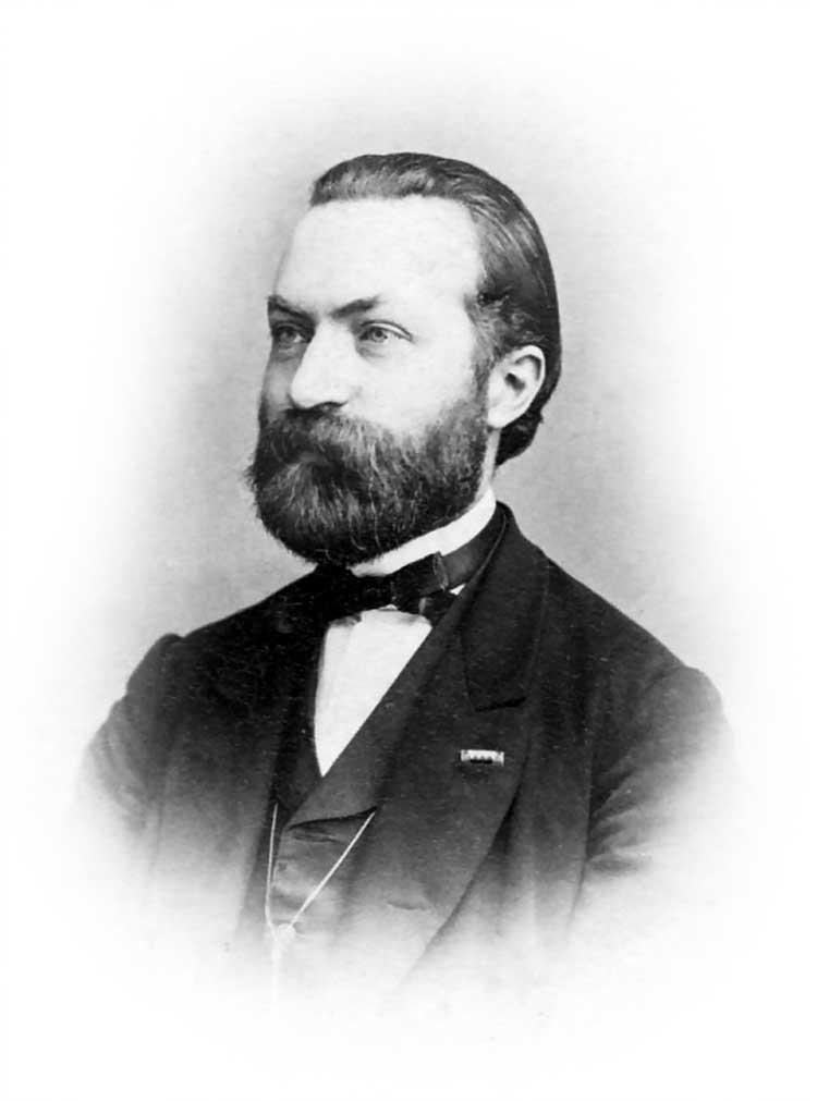 Friedrich Wilhelm Grützmacher portrait