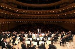 Orchestra of St. Lukes at Carnegie Hall
