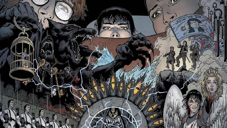 lokot i ključ tv serija strip blog