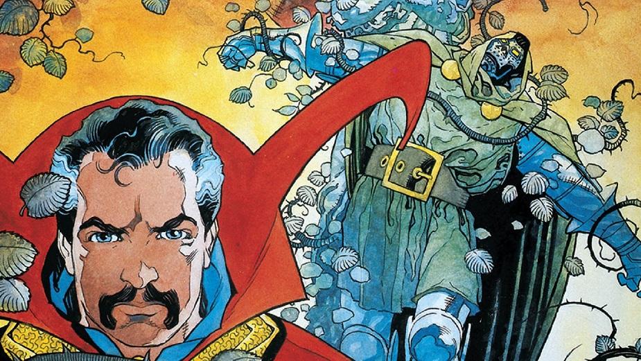 Pobeda i Patnja - Doktor Strejndž i Doktor Usud protiv đavola lično strip blog