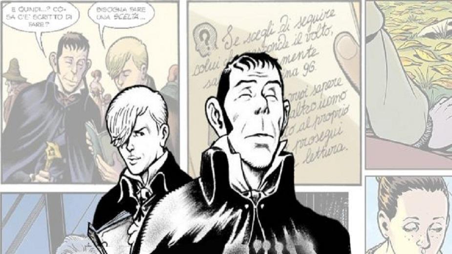 Merkurio Loi - Sofisticirana originalnost na području Bonelijevih stripova strip blog