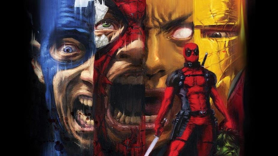 Kako je Dedpul ubio Marvelov univerzum Strip Blog