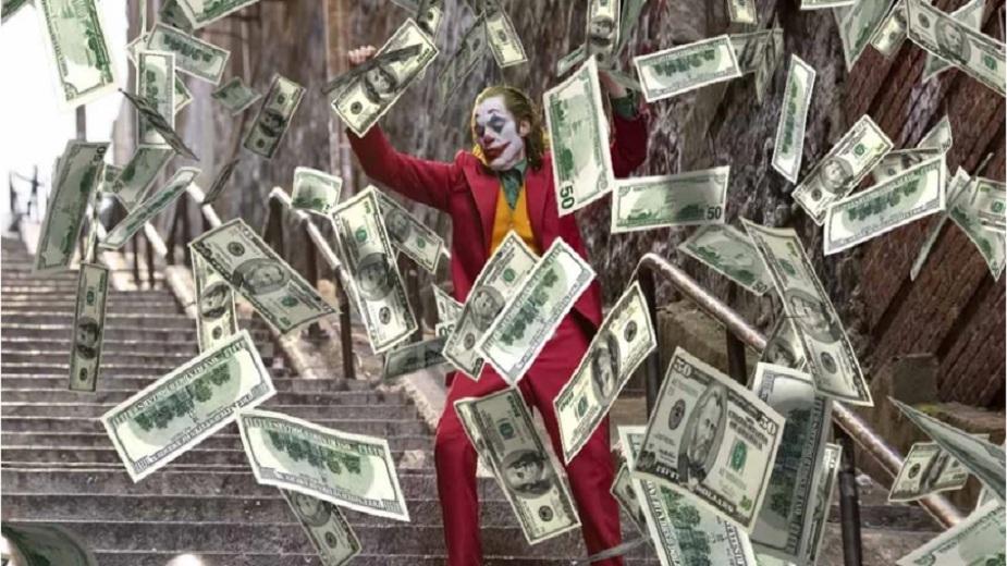 Džoker je zvanično najprofitabilniji strip film ikada Strip Blog