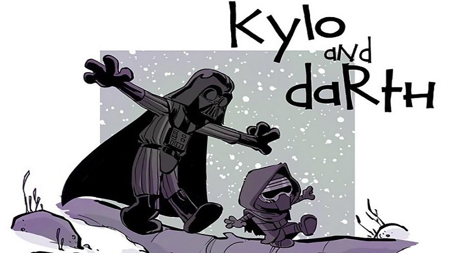Kad se Kalvin i Hobs spoje sa Ratovima Zvezda (GALERIJA) strip blog