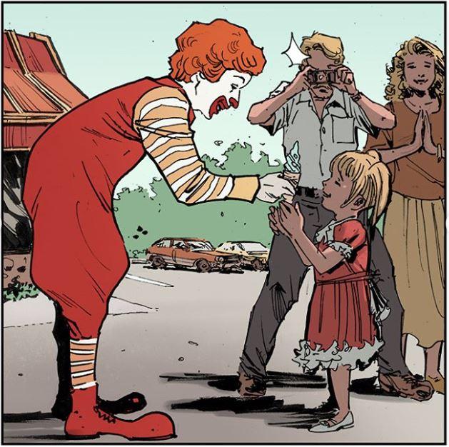 klovnovska posla stripblog