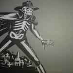 """""""Gospodar smrti"""": Superheroj domaćeg stripa koji je predstavio sve užase Drugog svetskog rata!"""