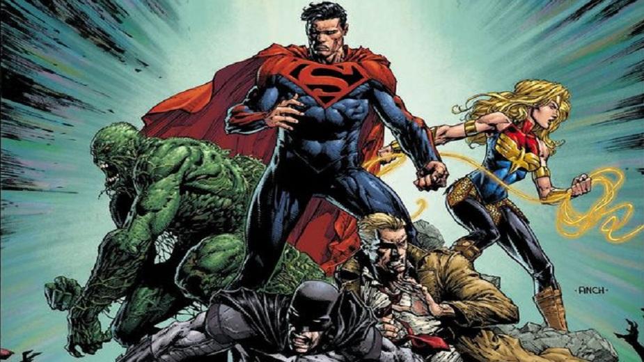 DCeased 2 - Novi kreativni tim i novi članovi Lige Pravde Strip blog