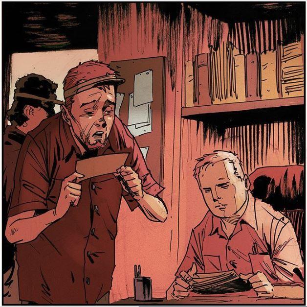kriminal kao honorarni posao stripblog