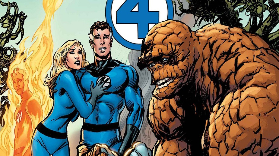 Neil Adams i Mark Waid rade novi Fantastic Four strip serijal Strip Blog