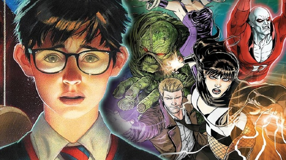 Ko je Harry Potter iz DC-ijevog univerzuma? Strip Blog