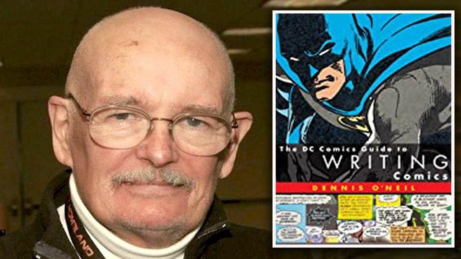 Legendarni scenarista Batmana, Denny O'Neil, preminuo u 81. godini Strip Blog