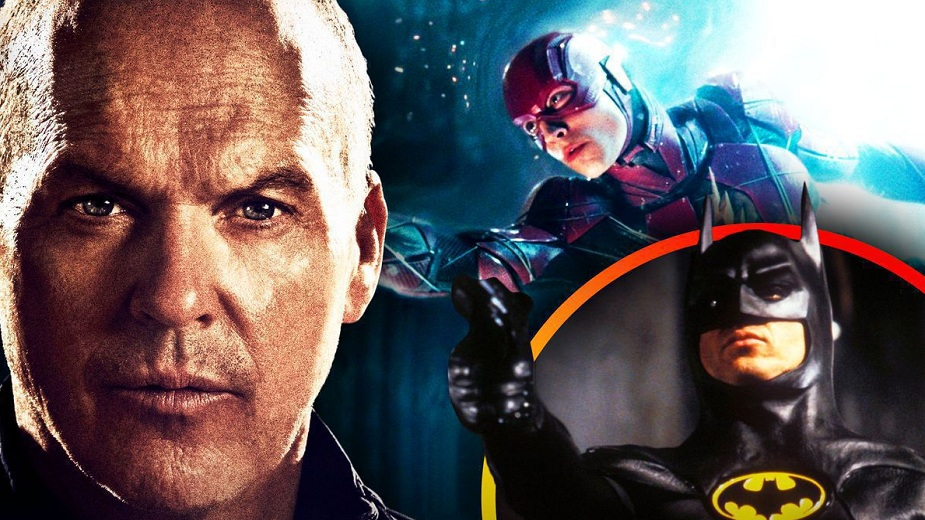 Michael Keaton se vraća kao Batman u filmu o Flashu Strip Blog