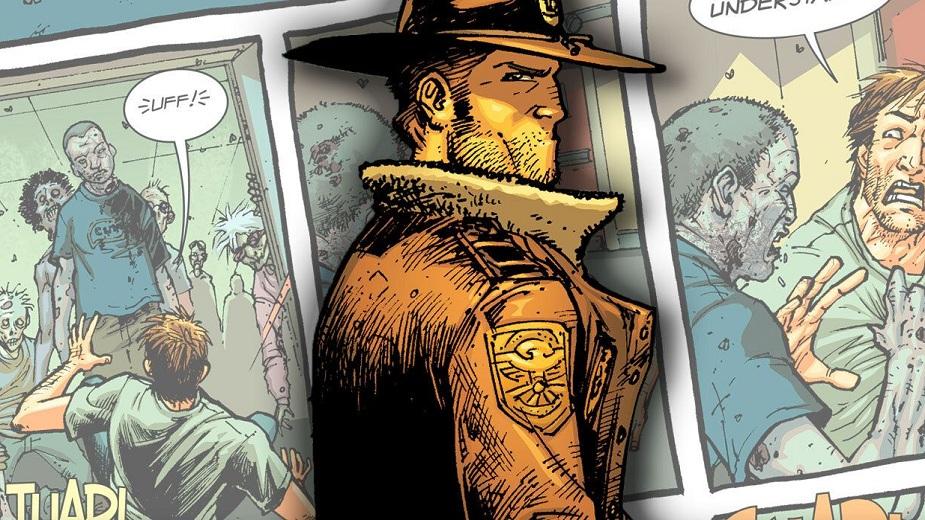 The Walking Dead strip dobija deluxe ediciju u boji Strip Blog