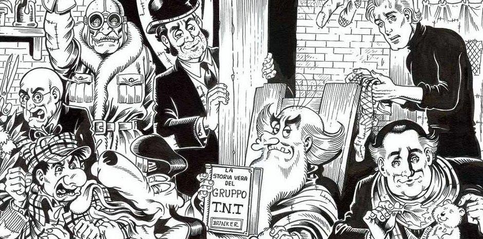 ANKETA: Glasajte za omiljenog lika iz stripa Alan Ford Strip Blog