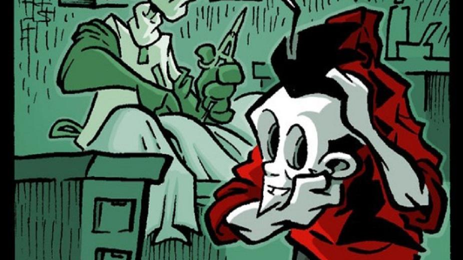 """Nemrtvi Ed epizoda #62: """"Sveža Krv"""" Strip Blog"""