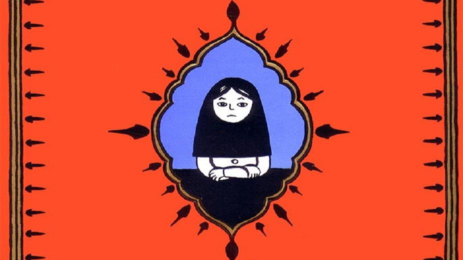 """""""Persepolis"""" - Crno-bela povest jedne devojke i njene voljene zemlje Strip Blog"""