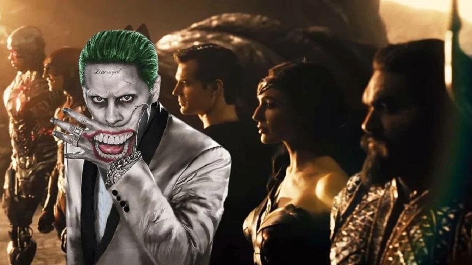 Jared Leto se vraća kao Joker u Justice League Snyder Cut