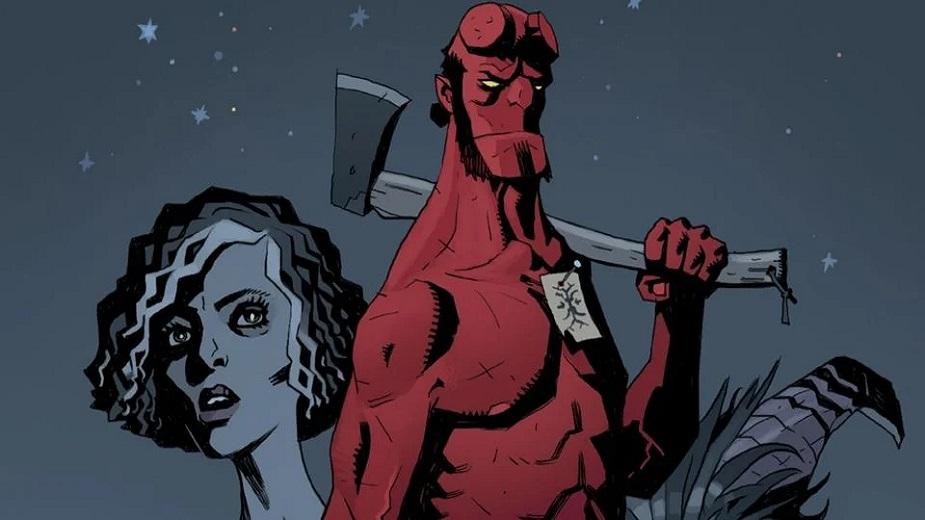 Novi Hellboy one-shot 'Her Fatal Hour' nam stiže u decembru