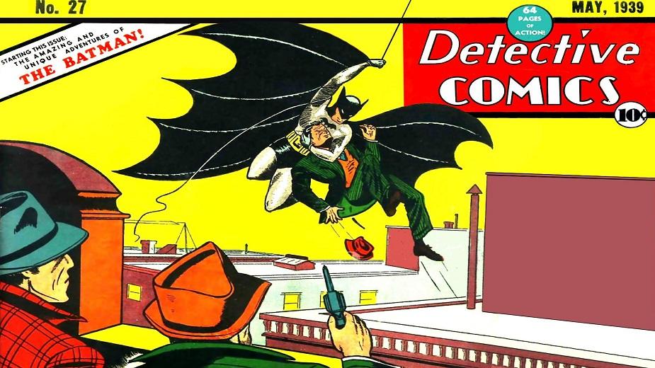 Prvi Betmen strip prodat po rekordnoj ceni