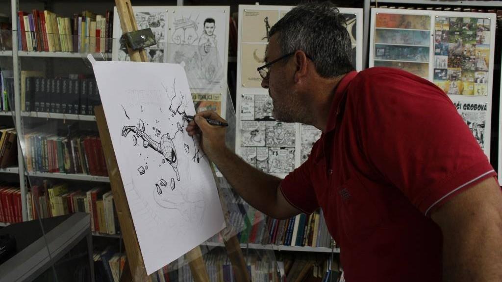 zdravko knežević stripblog