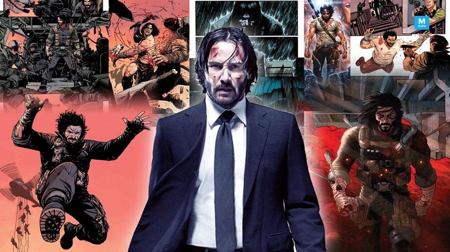BRZRKR će dobiti film na Netflixu sa Keanu Reeves-om u glavnoj ulozi