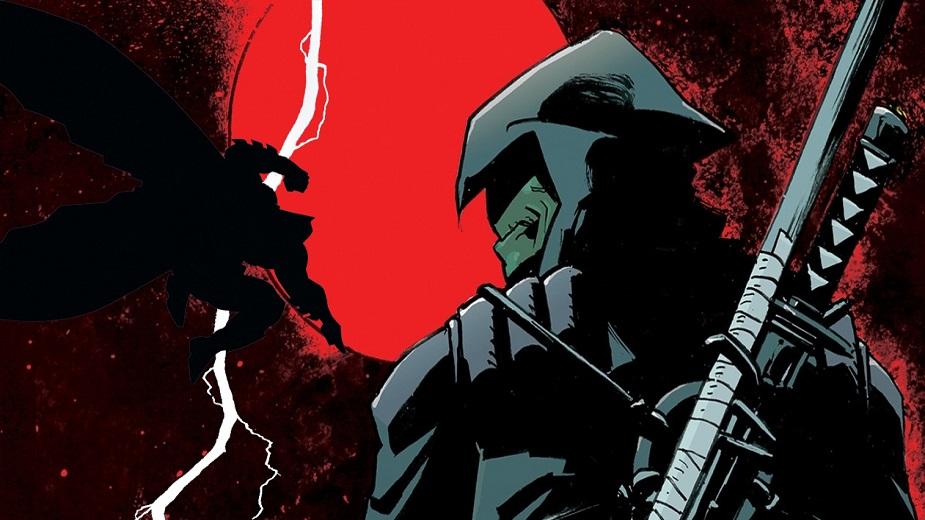 Uticaj Milerovog Mračnog viteza na strip TMNT: The Last Ronin