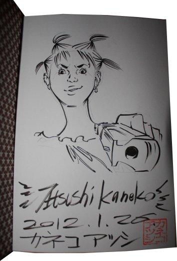 Atsushi Kaneko - Bambi / Tome 0 - Angoulême 2012