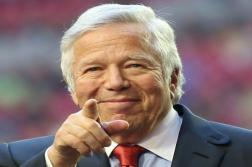 Robert Kraft, the owner of the New England Patriots faces charges related to prostitution
