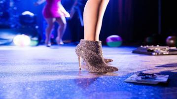 Fake strip club in Munich