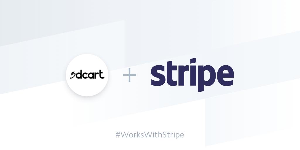 Stripe Partners: 3dcart Shopping Cart Software